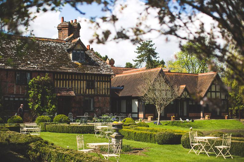 langshott manor wedding in surrey