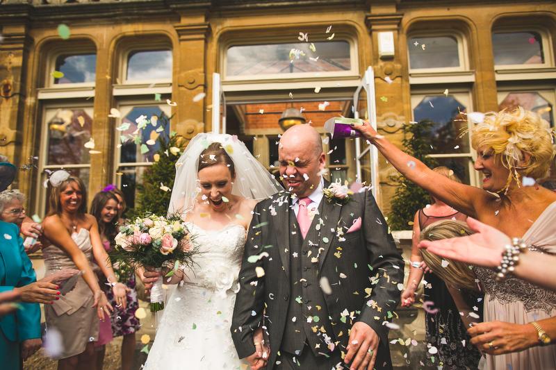 documentary wedding photography in Sheffield