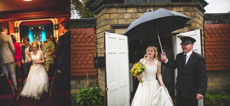 Lantern Theatre Wedding Kelham Sheffield