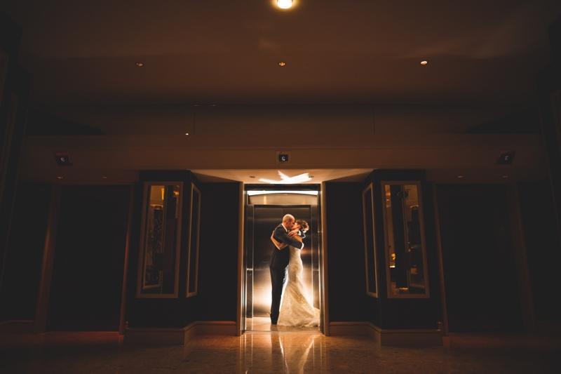 hotel wedding photographs