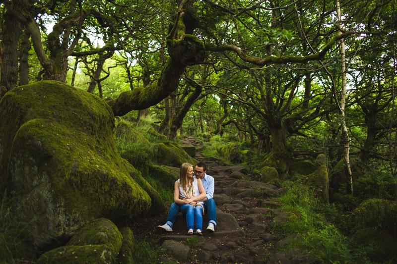 Facebook 12 Woodland engagement