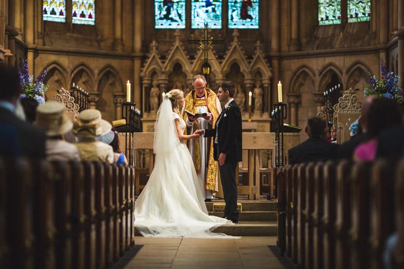 Ranmoor Church Whirlow Farm Wedding