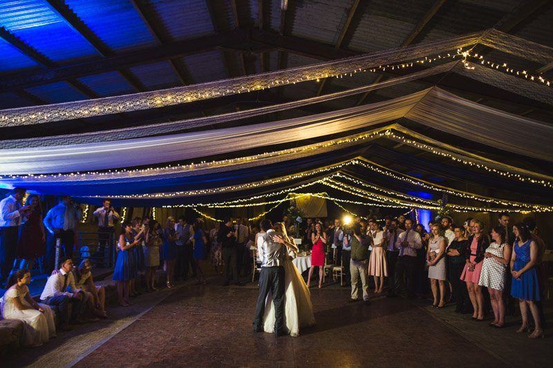 first dance Whirlow Farm Wedding