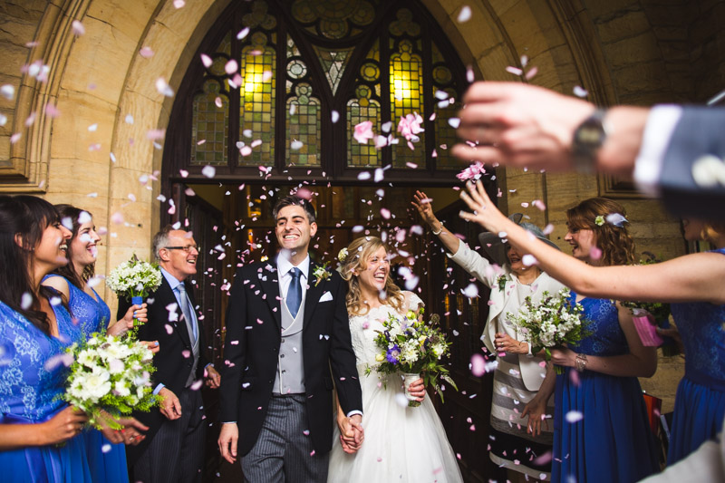 weddings at Ranmoor Church Whirlow Farm Wedding