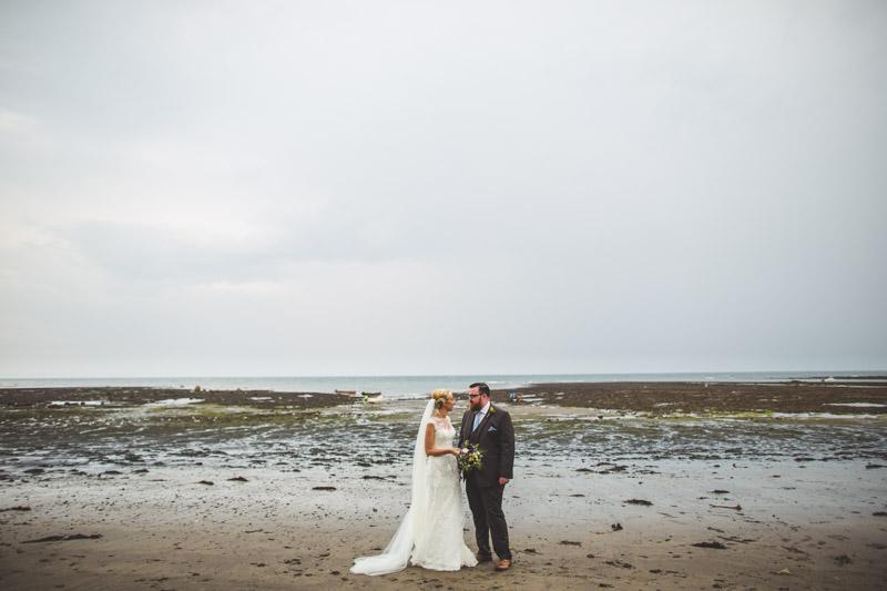 Robin Hoods Bay wedding photography