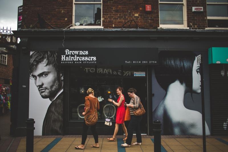Sheffield hair dressers