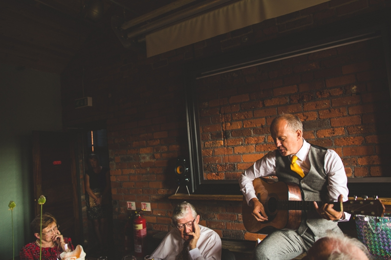 dad's wedding speech
