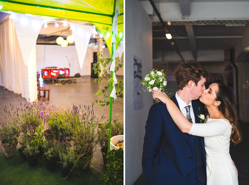 A Creative And Low Budget Wedding In Sheffield