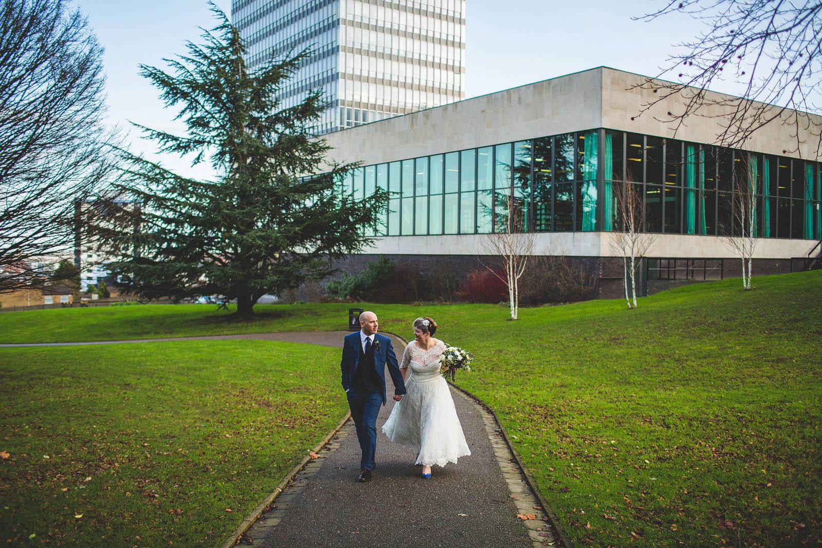 Firth court sheffield wedding