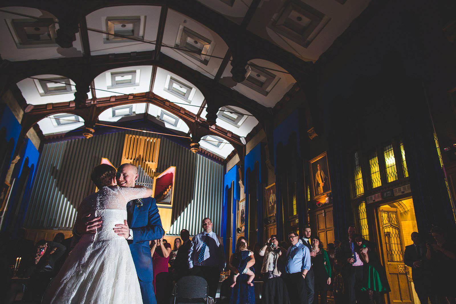 Firth Court Wedding