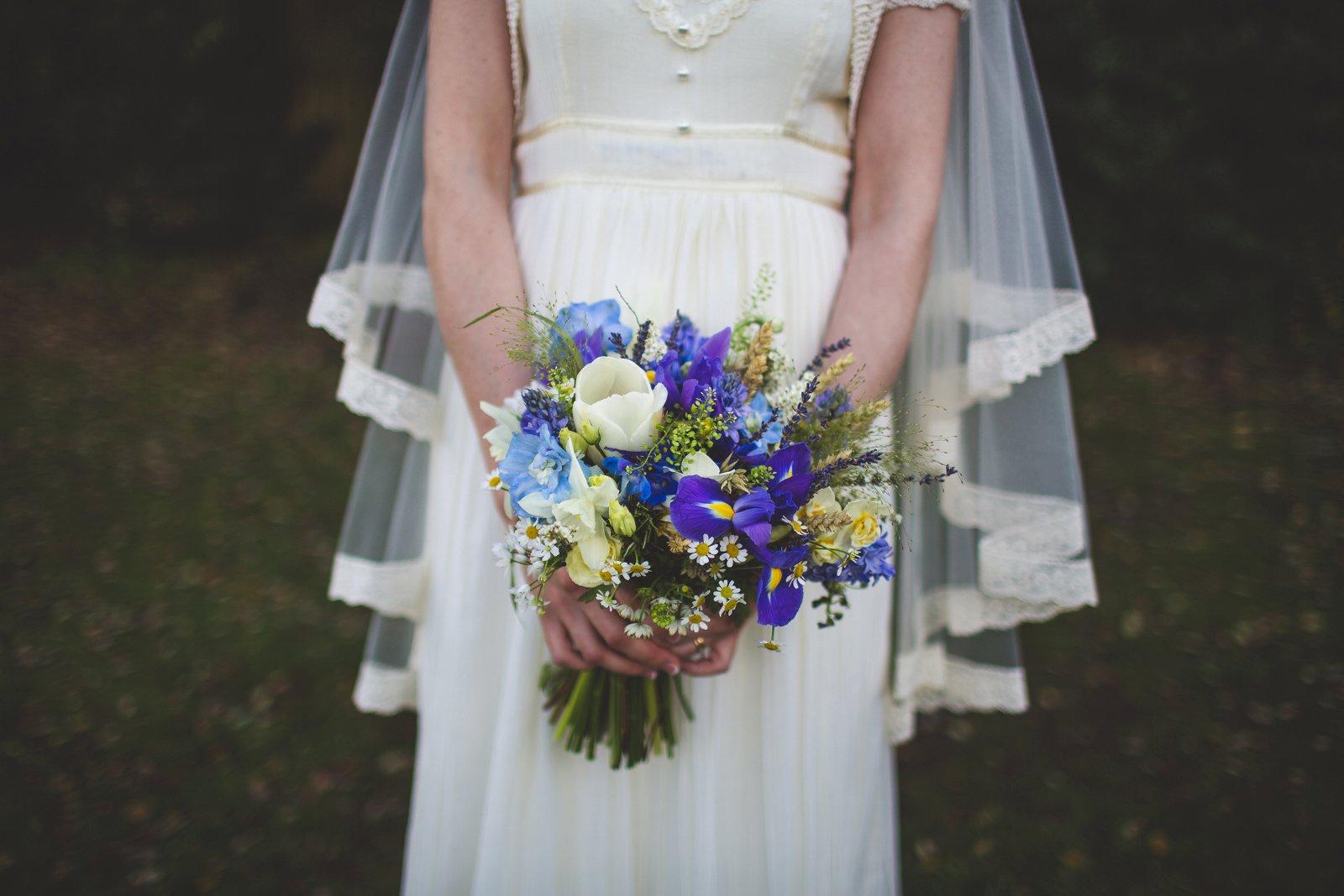 Botanical Gardens Wedding In Sheffield