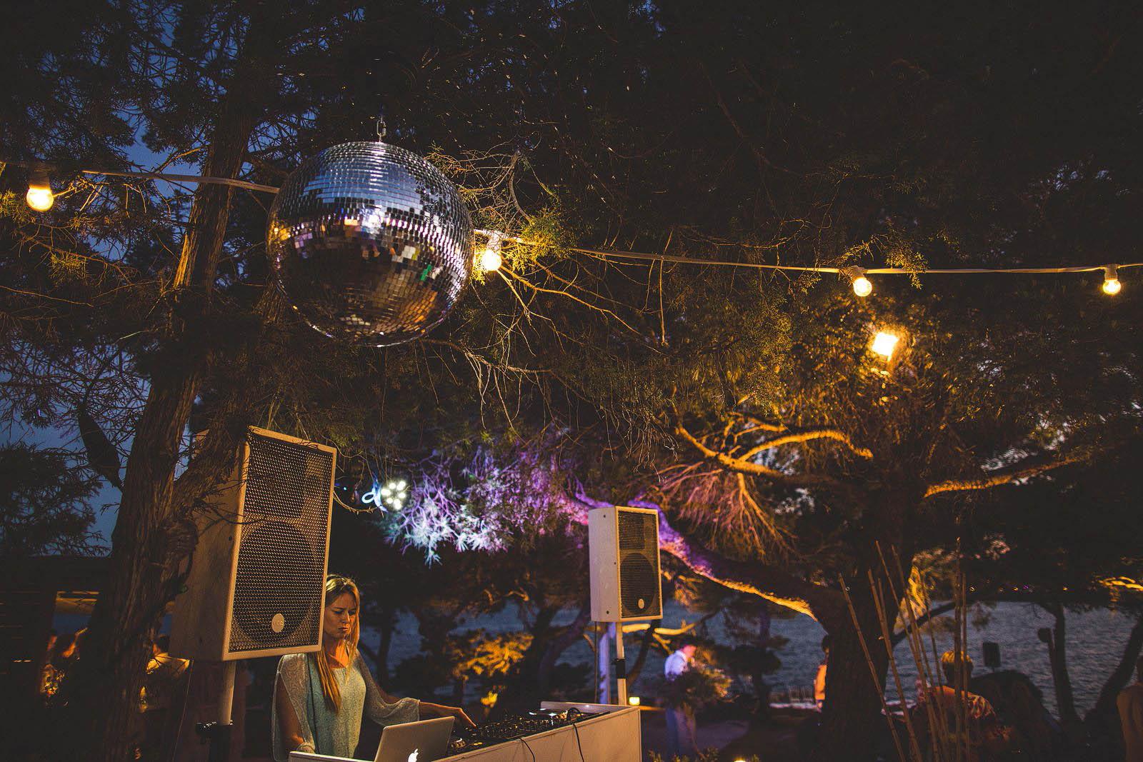 Ibiza wedding DJ
