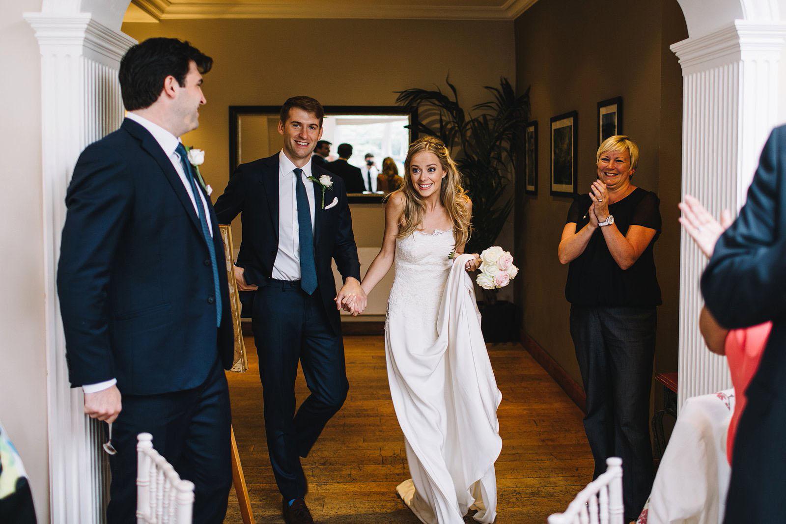 Losehill House wedding