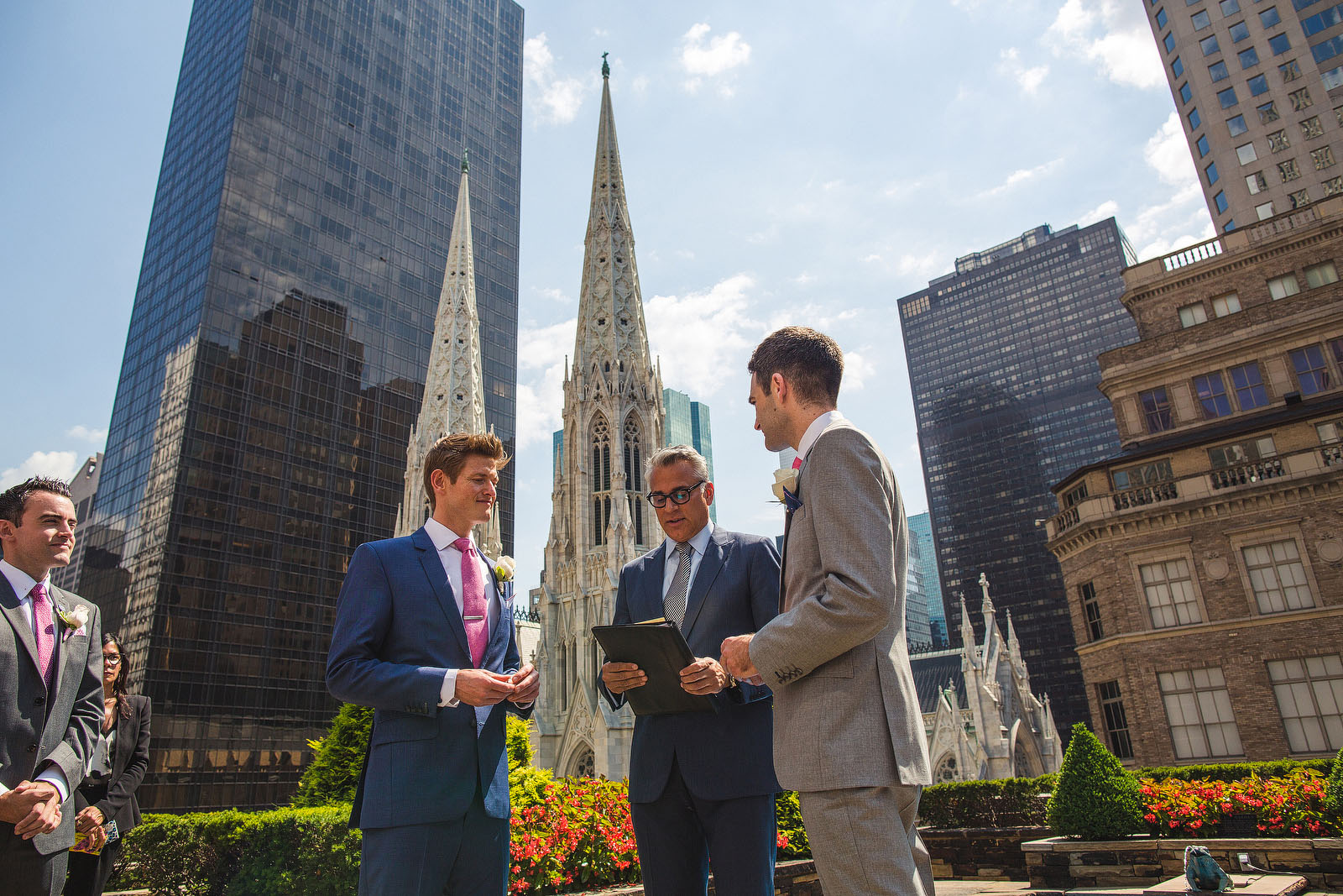 A wedding at Rockefeller1
