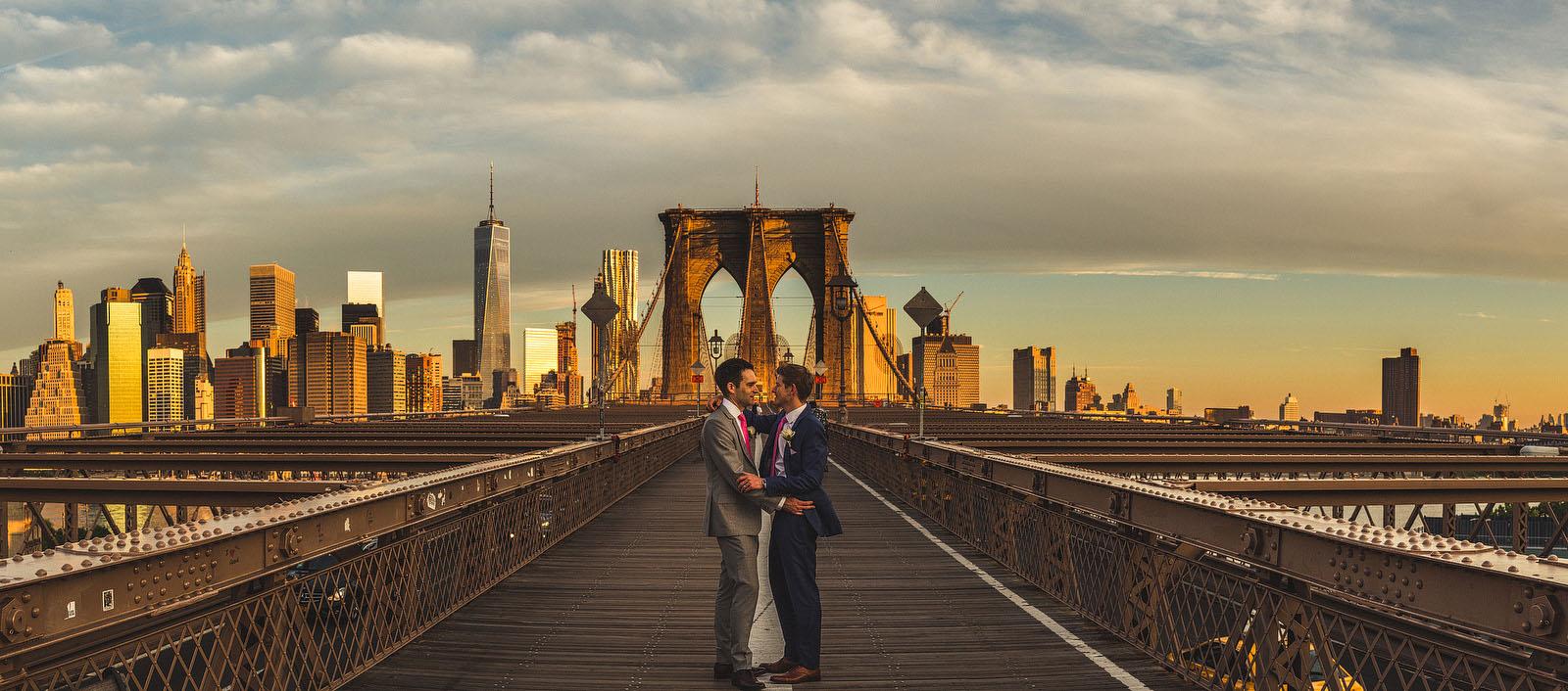 Brooklyn bridge wedding1