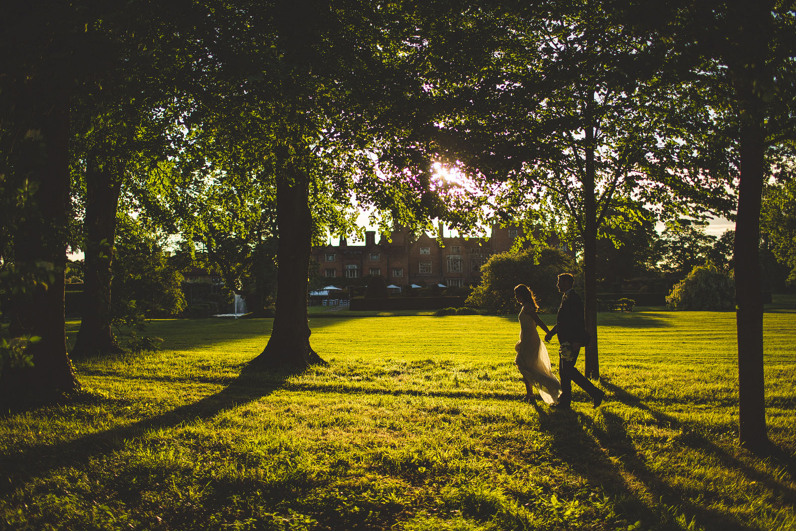 Great Fosters wedding photographer1