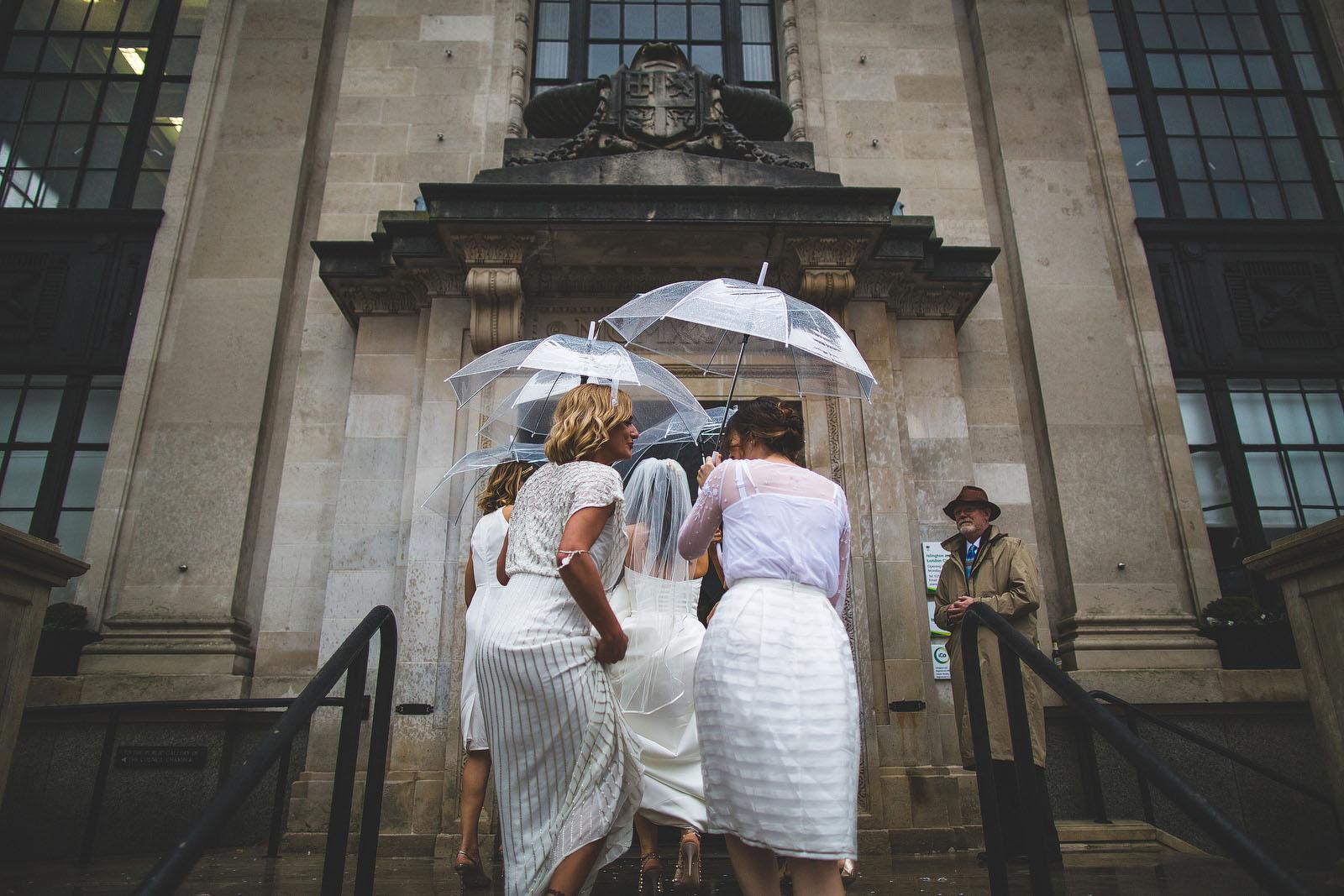 Islington town hall wedding1