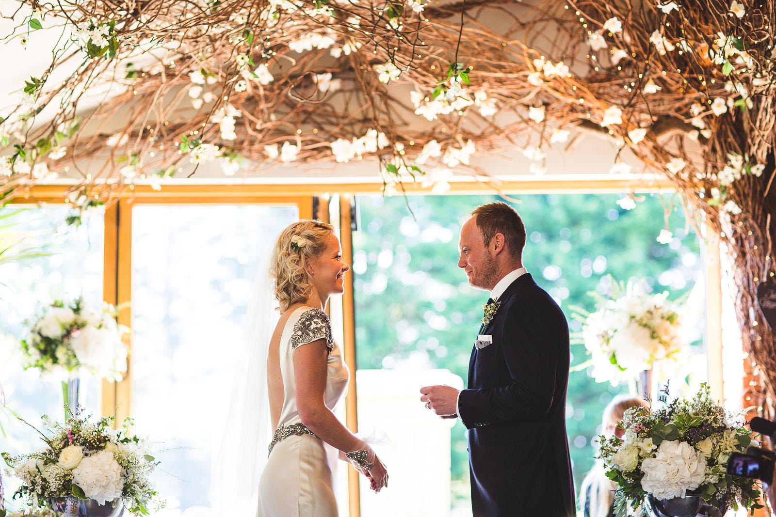 Newton Hall wedding1
