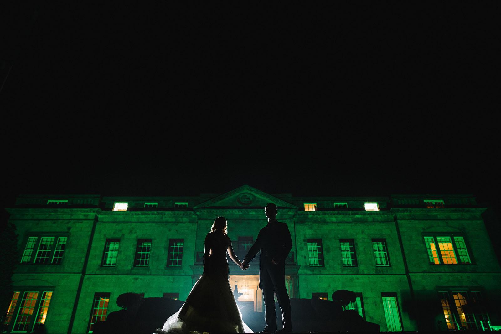 Shrigley Hall wedding1