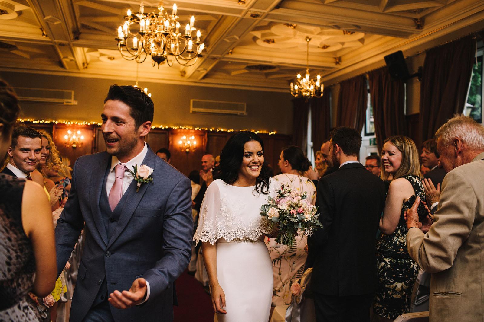 The Maynard wedding1