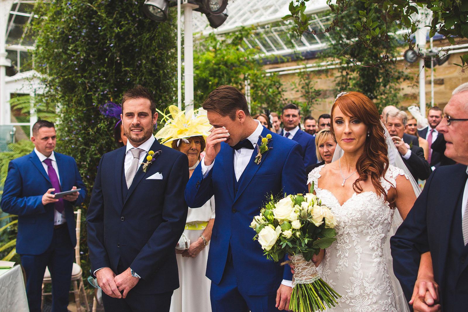 Wentworth Castle wedding1