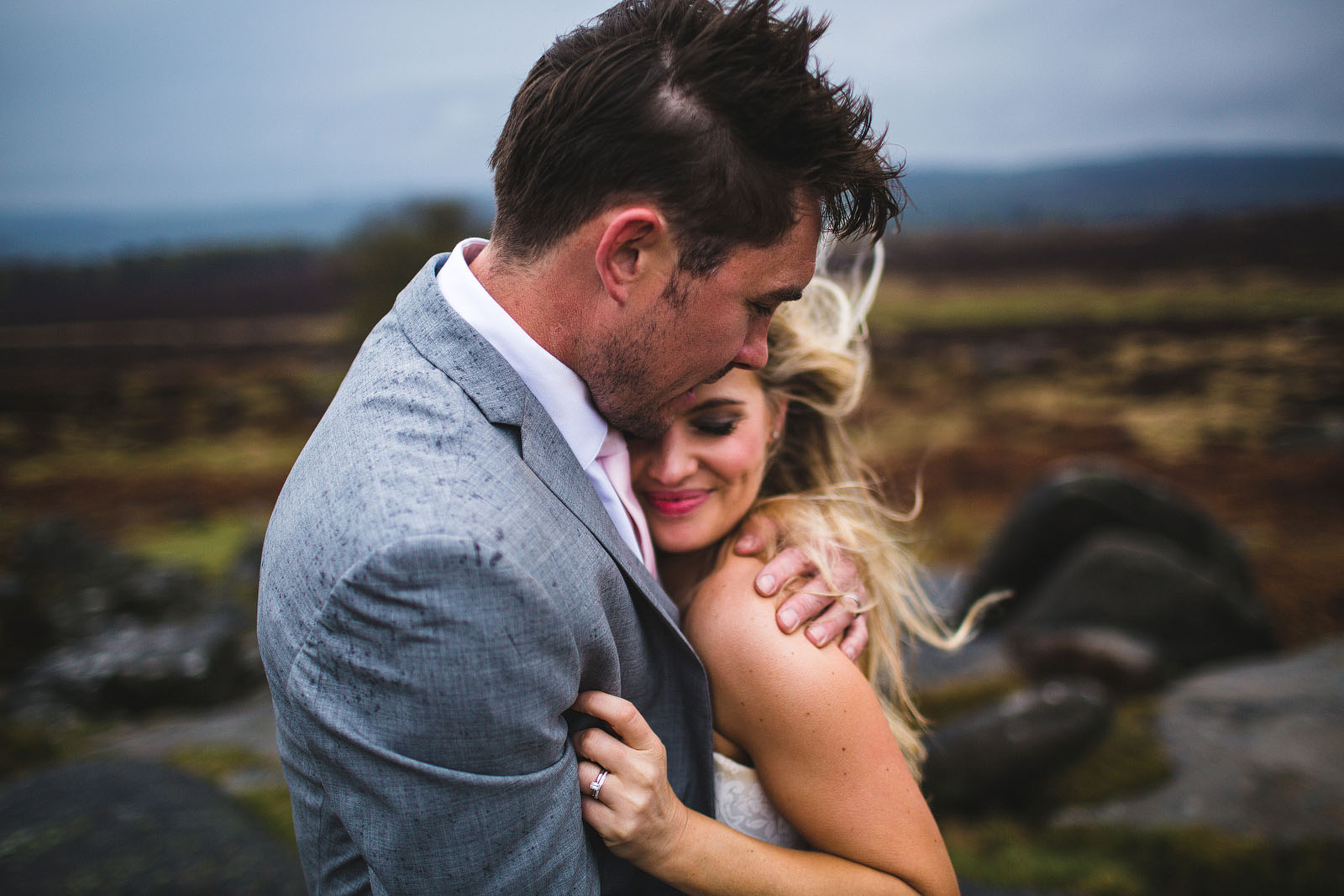 amazing wet wedding photos1