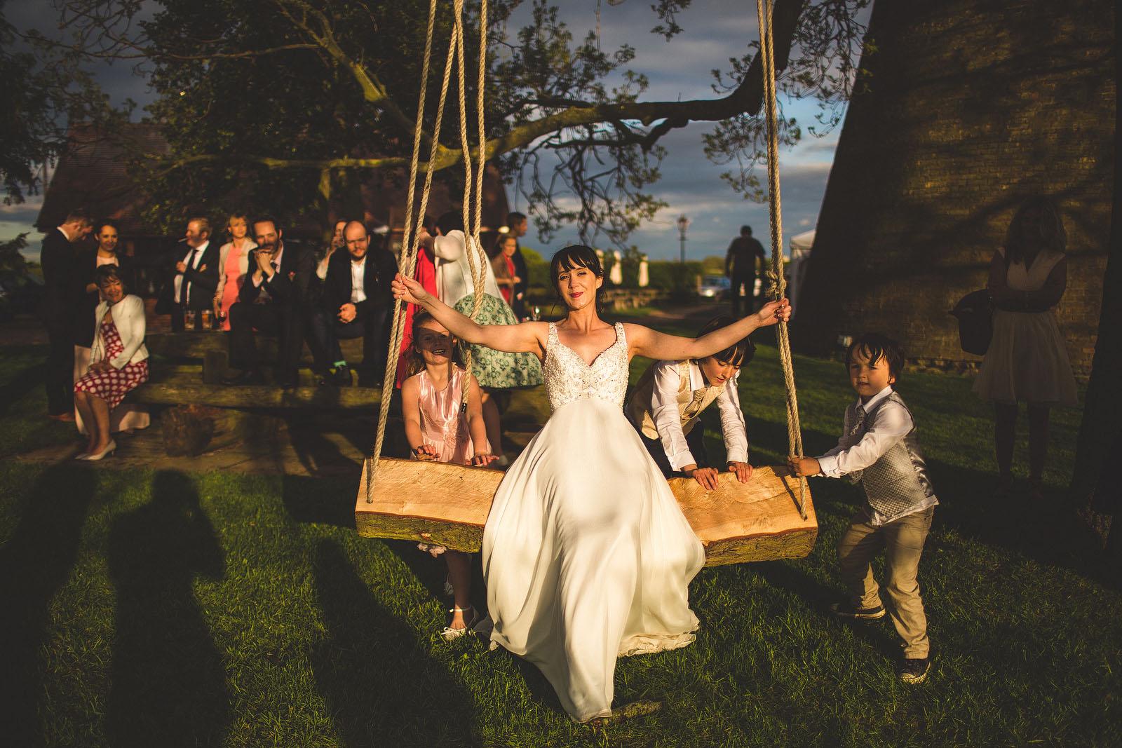 big wedding swing1