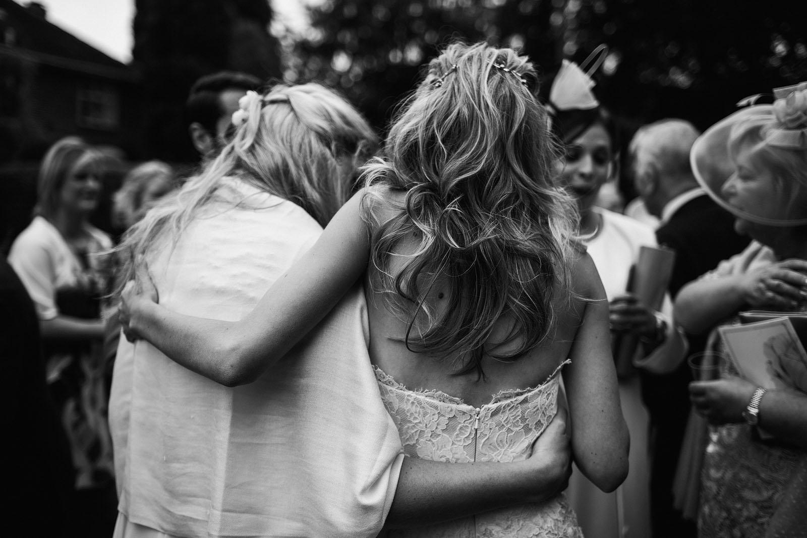 black white wedding photos1