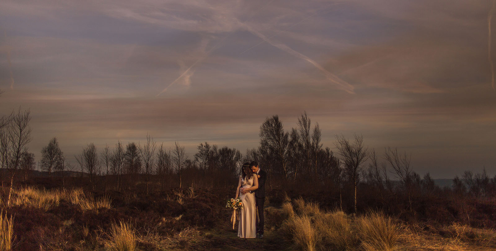 dark wedding photograph1