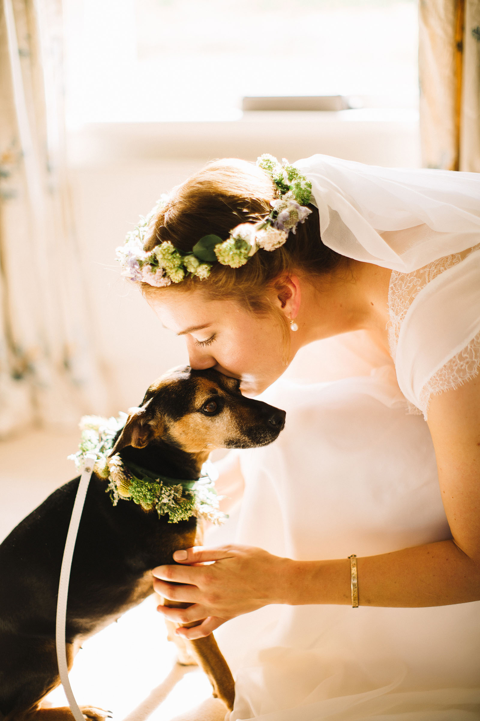 dog bridesmaid1