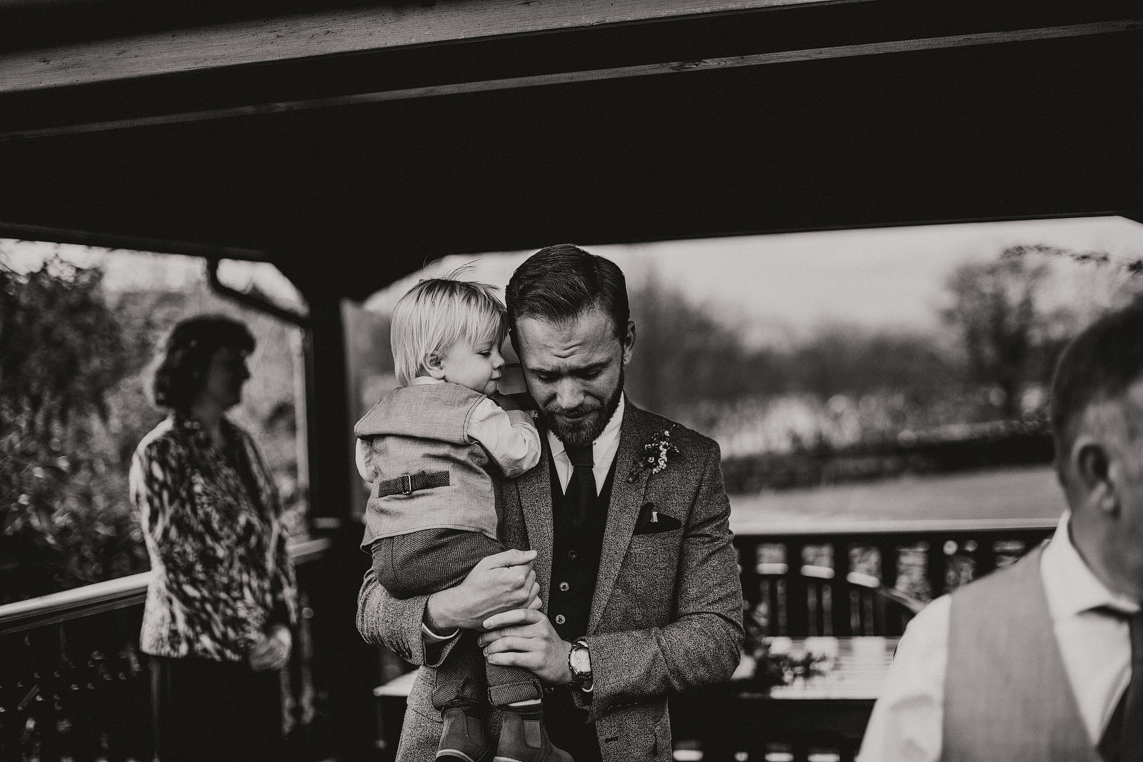 outdoor wedding Lake District1