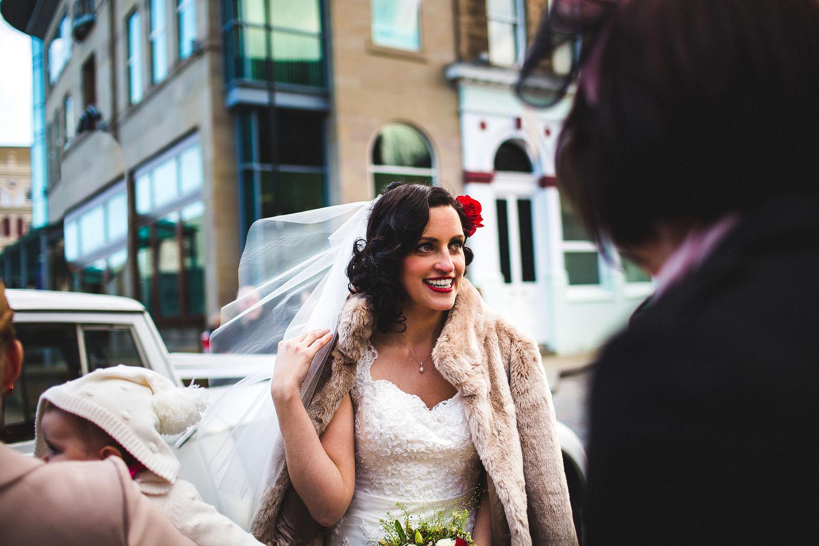 vintage winter wedding1