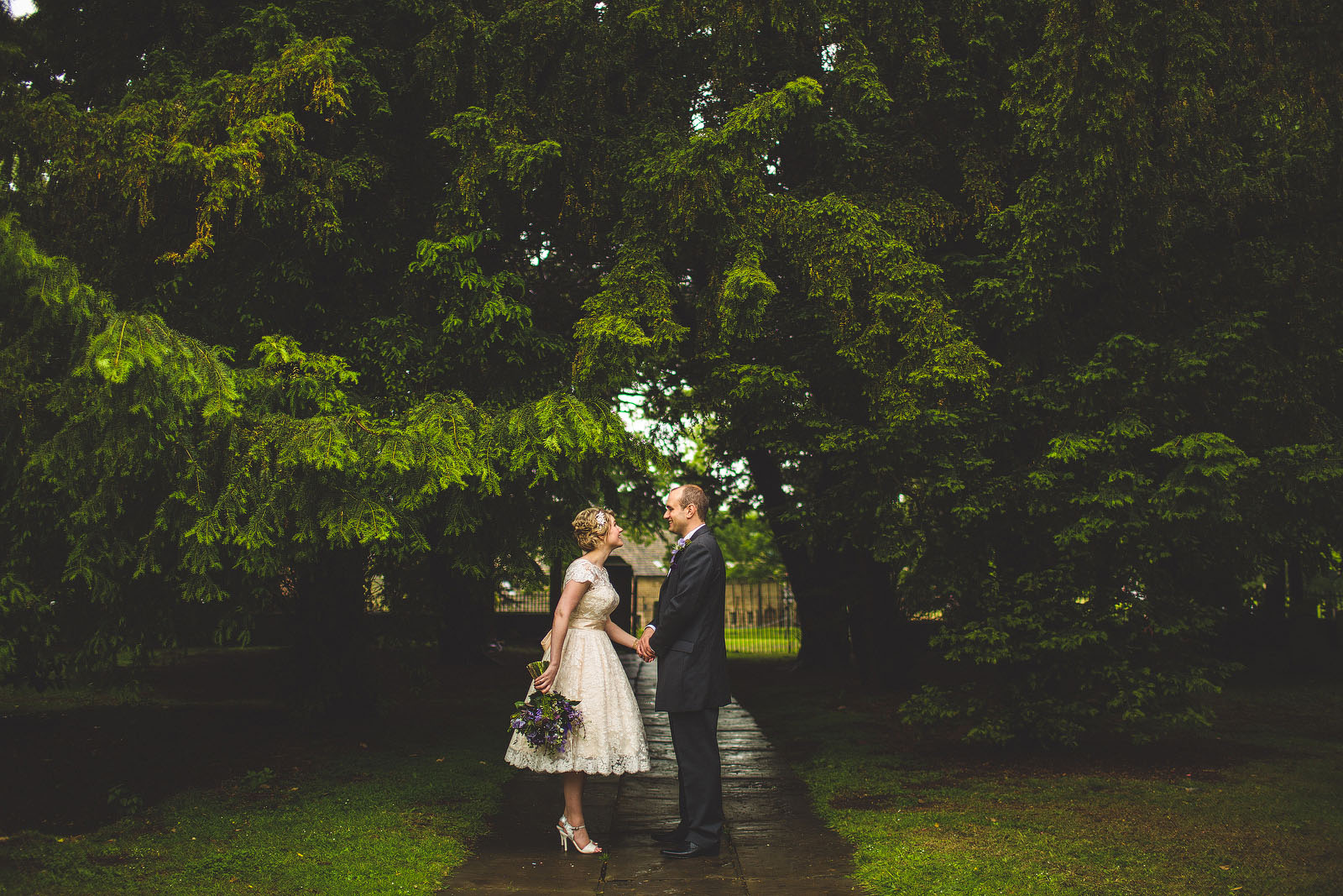 wedding at Nostell Priory1