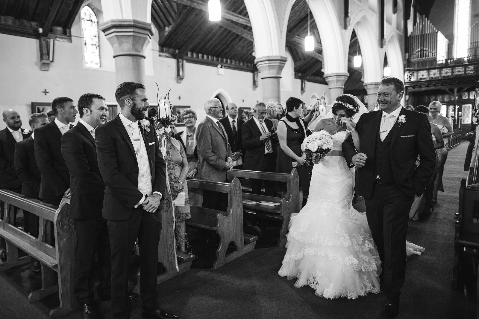 wedding church Ireland1