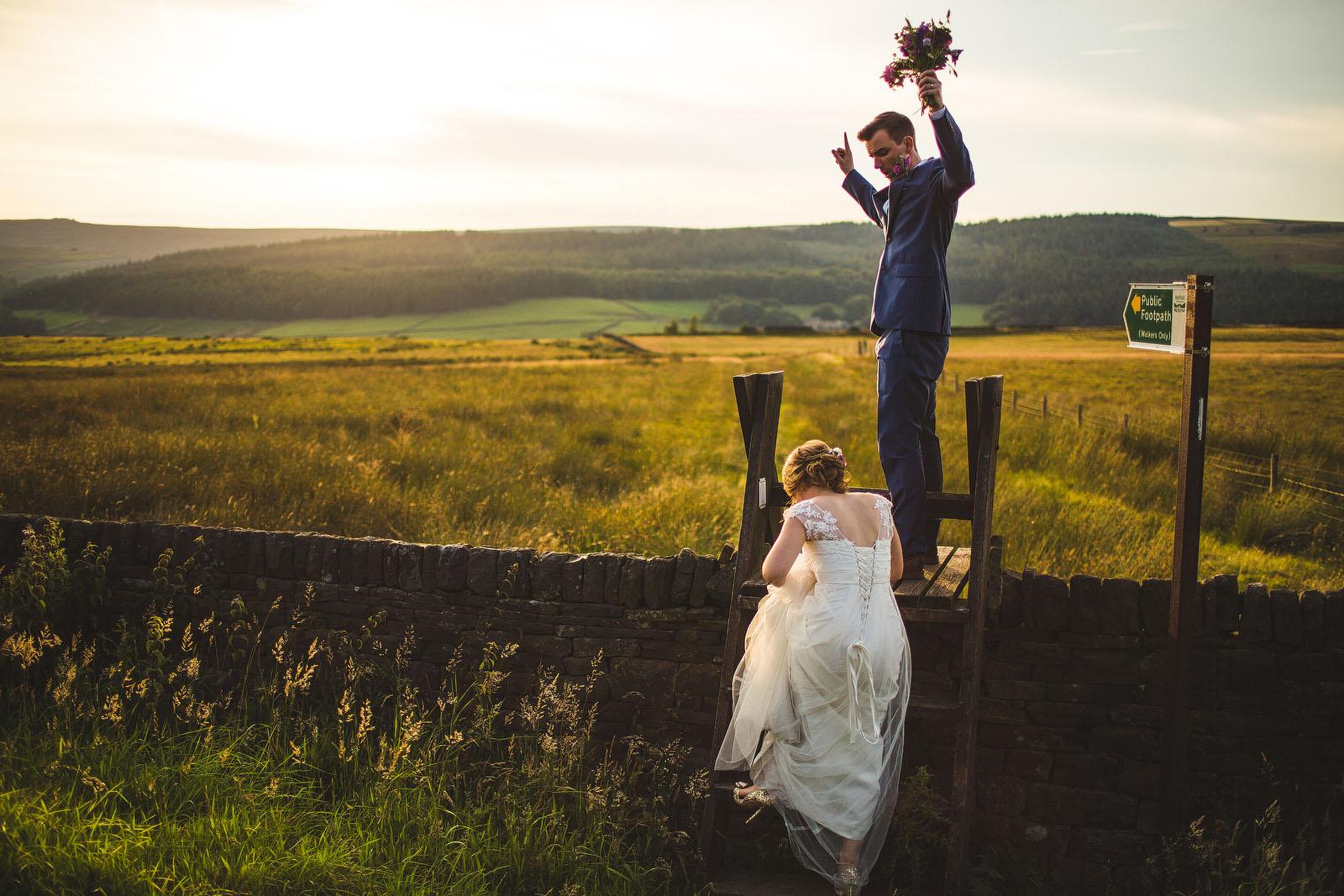 wedding in Bradfield1