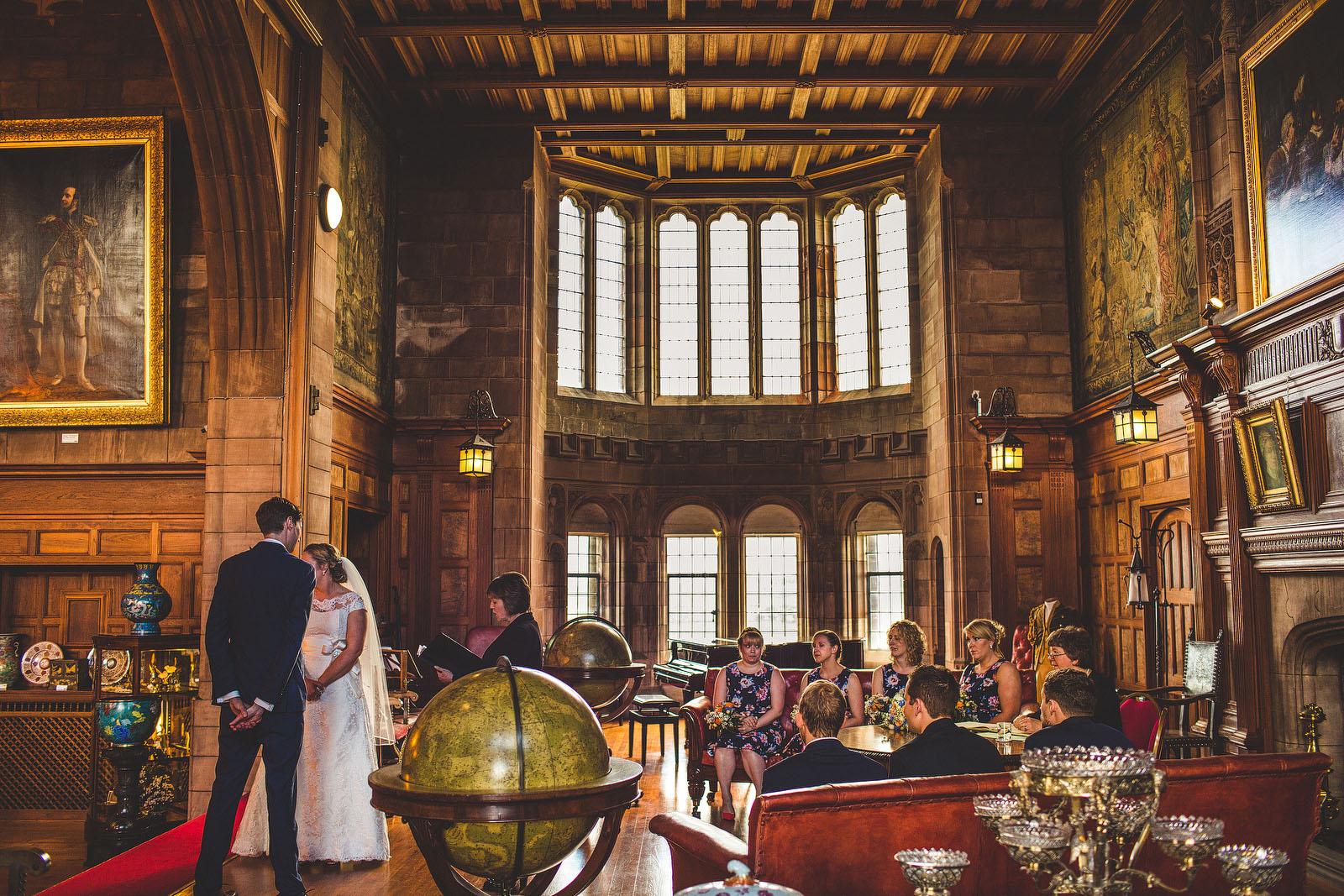 weddings in Bambugh Castle1