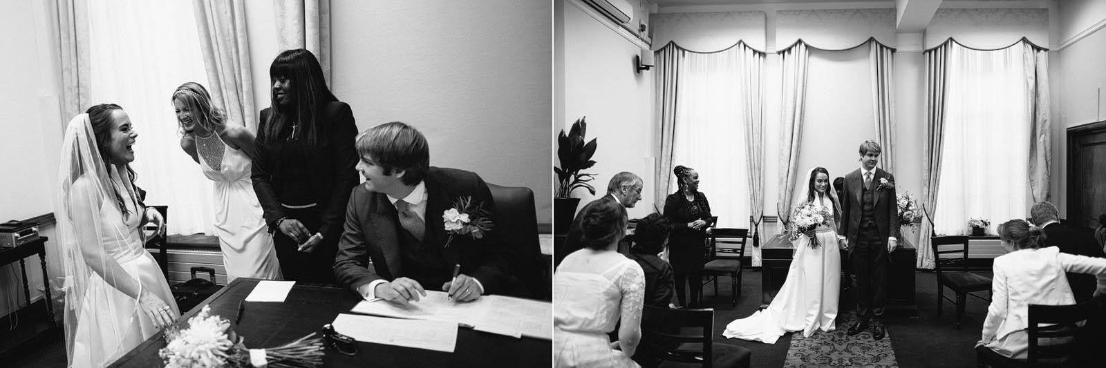 weddings in Islington