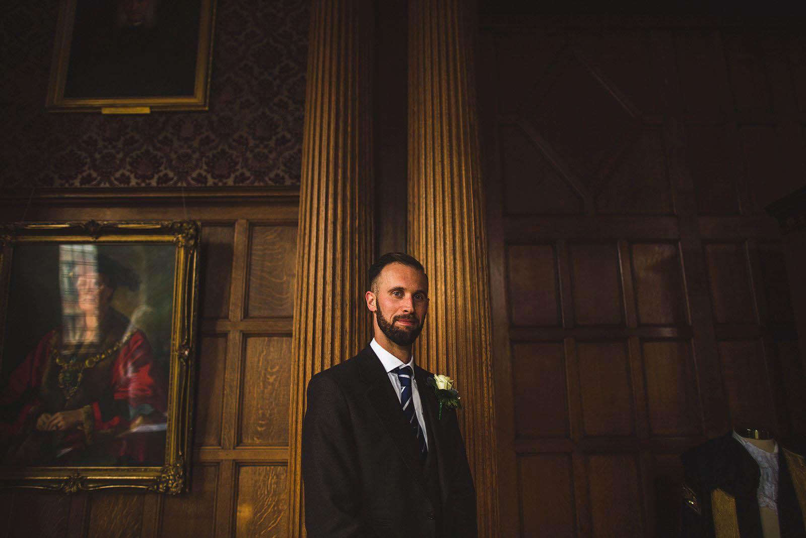 smart groom suit
