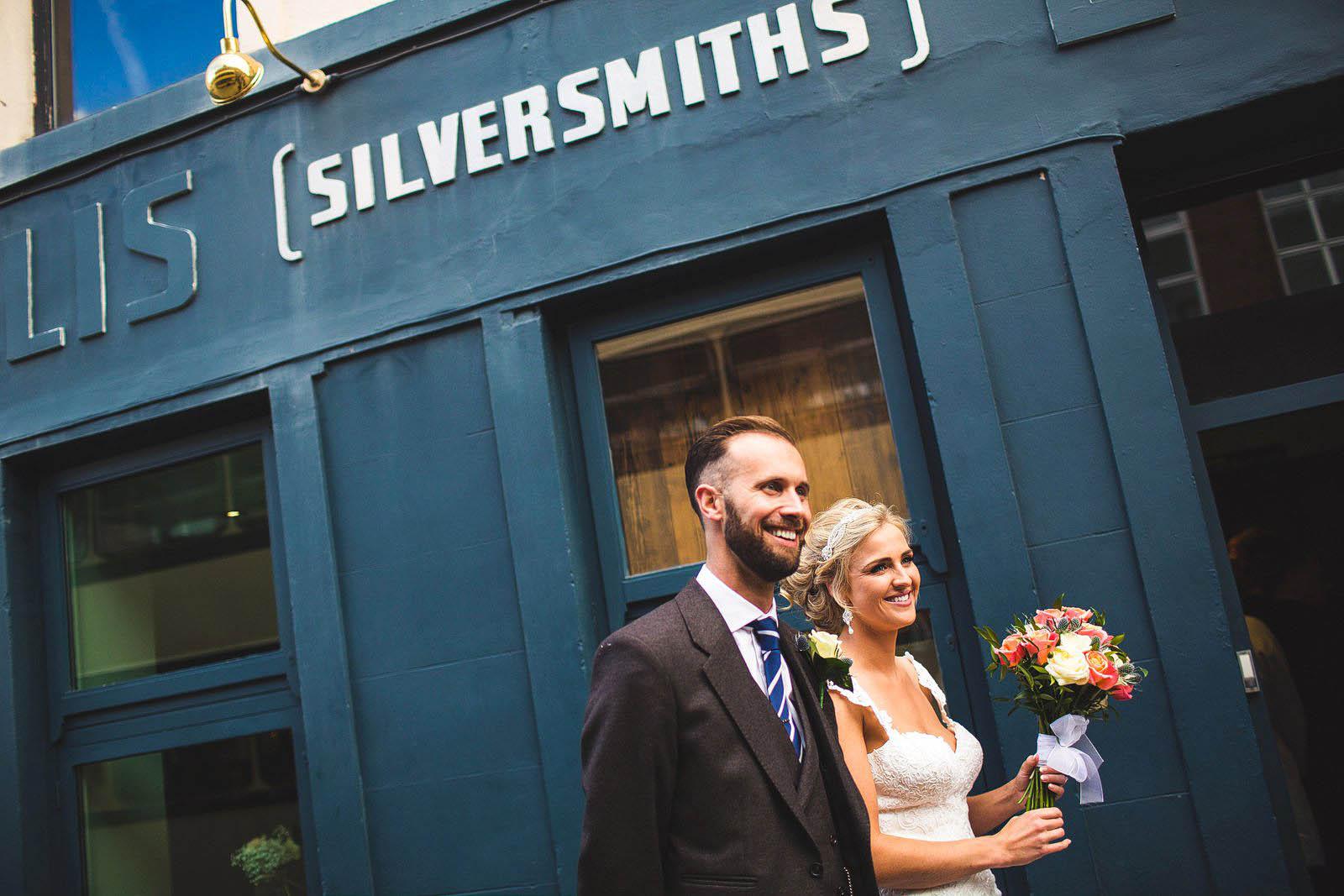 Small Sheffield wedding venues